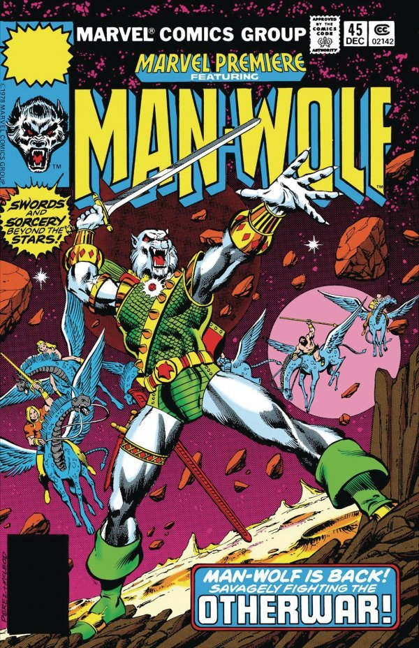 Comic Pulls for week of December 11th, 2019 TRUE BELIEVERS ANNIHILATION – MAN-WOLF IN SPACE #1