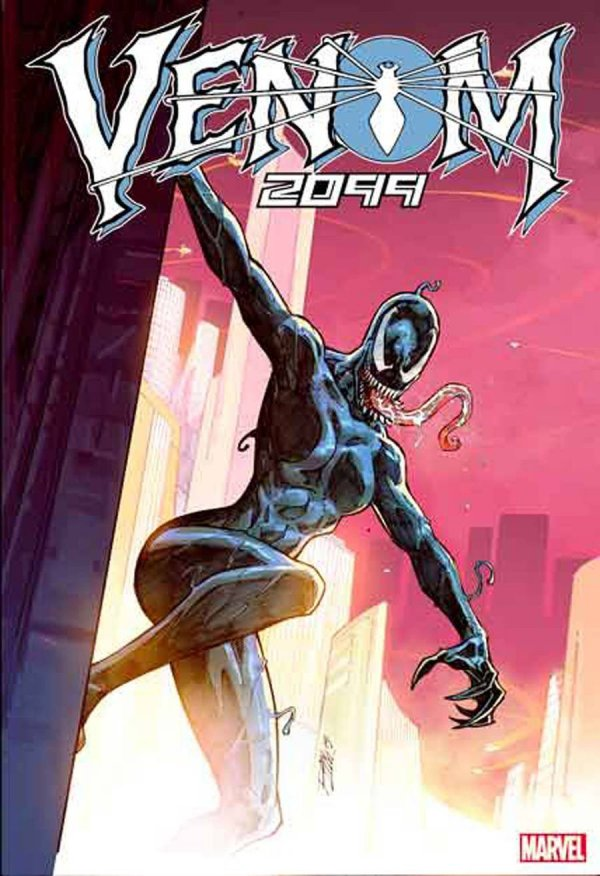 Comic Pulls for week of December 4th, 2019 VENOM 2099 #1 RON LIM VARIANT COVER