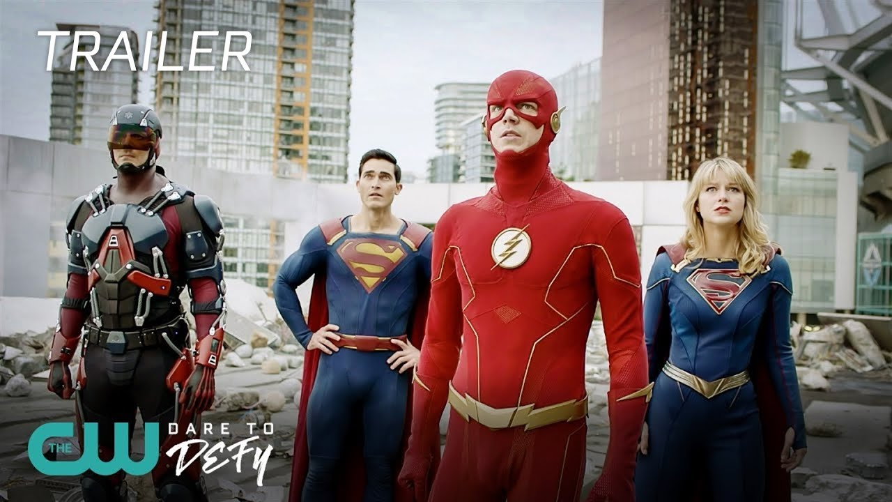 Crisis On Infinite Earths | Extended Trailer | The CW Crisis On Infinite Earths | Extended Trailer | The CW