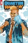 QUANTUM WOODY 1 COVER B JOHNSON 98x150 Comic Pulls for week of January 29, 2020