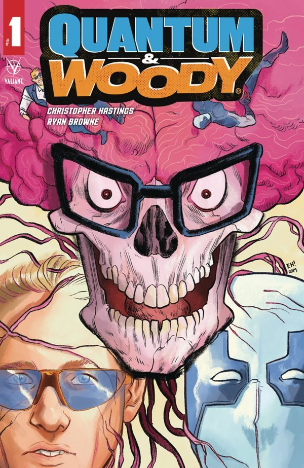 Comic Pulls for week of January 29, 2020 QUANTUM & WOODY #1 COVER F PRE-ORDER HENDERSON