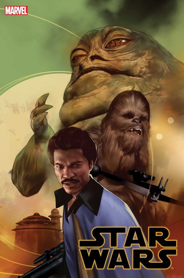 Comic Pulls for week of January 29, 2020 STAR WARS #2 VARIANT COVER BY BEN OLIVER