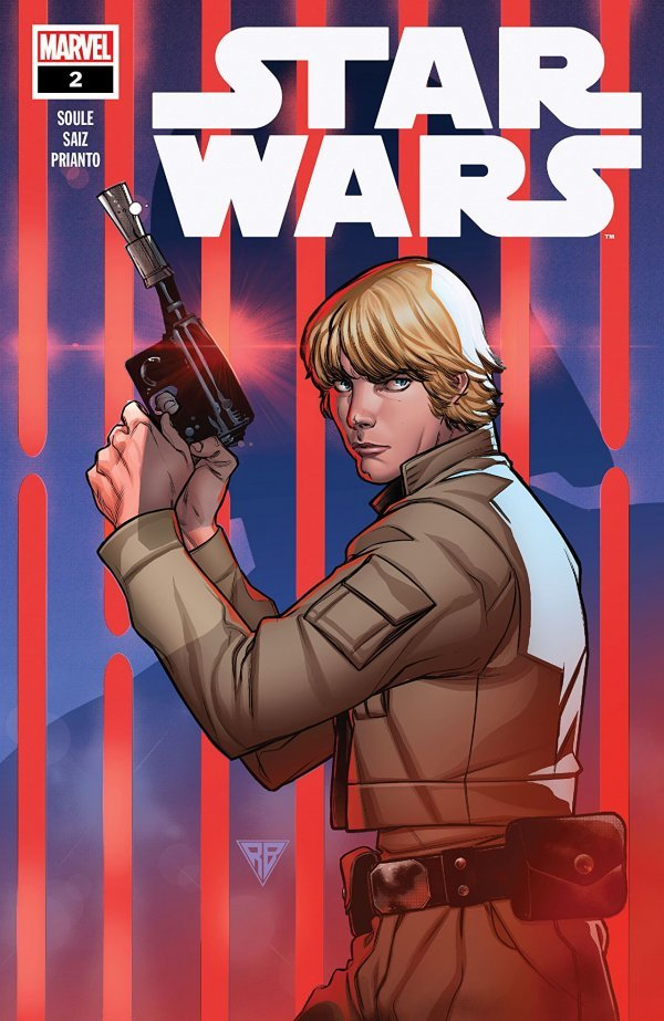 Comic Pulls for week of January 29, 2020 STAR WARS #2
