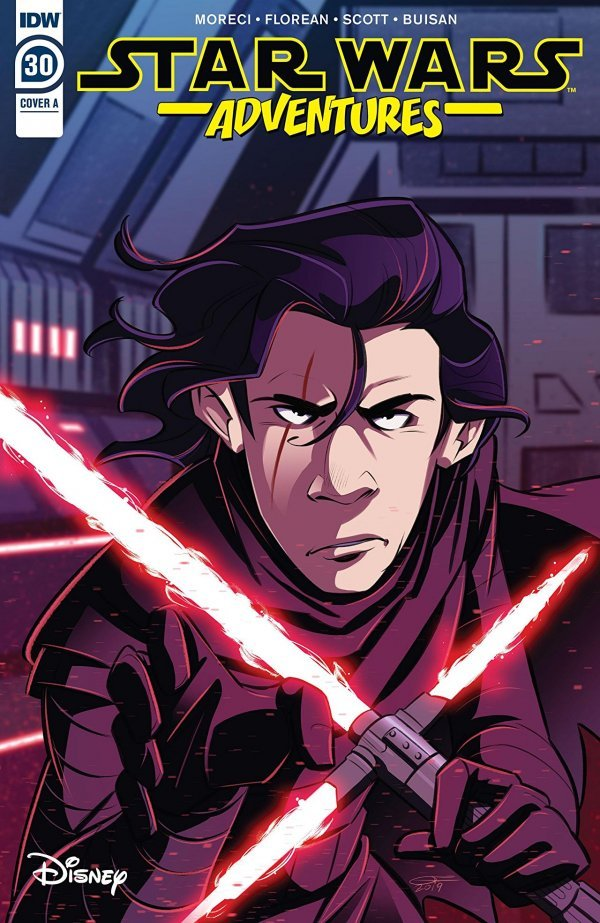 Comic Pulls for week of January 29, 2020 STAR WARS ADVENTURES #30