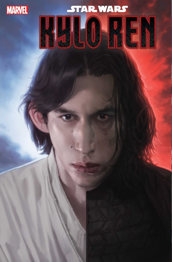 Comic Pulls for week of January 8, 2020 STAR WARS THE RISE OF KYLO REN #2 VARIANT COVER
