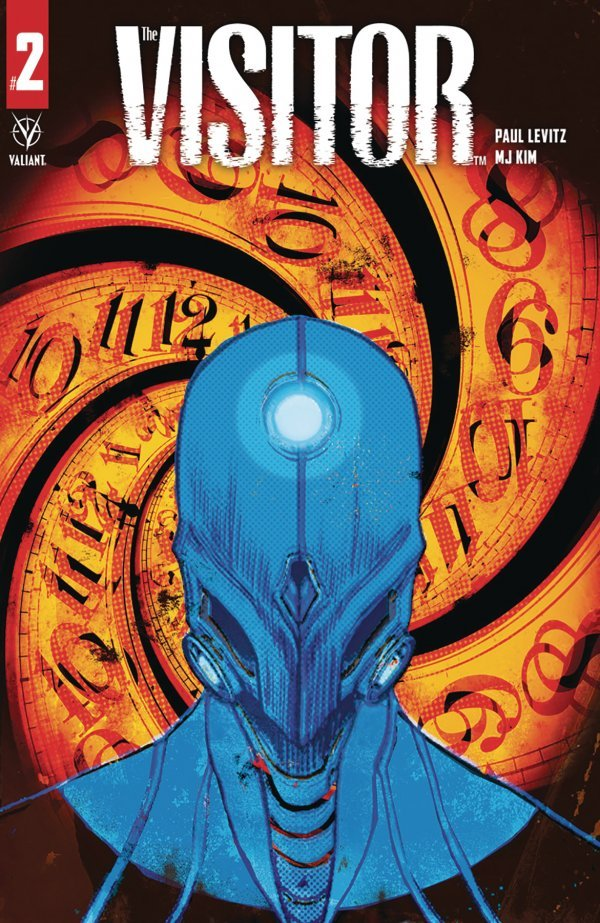 Comic Pulls for week of January 29, 2020 THE VISITOR #2 COVER C CAREY