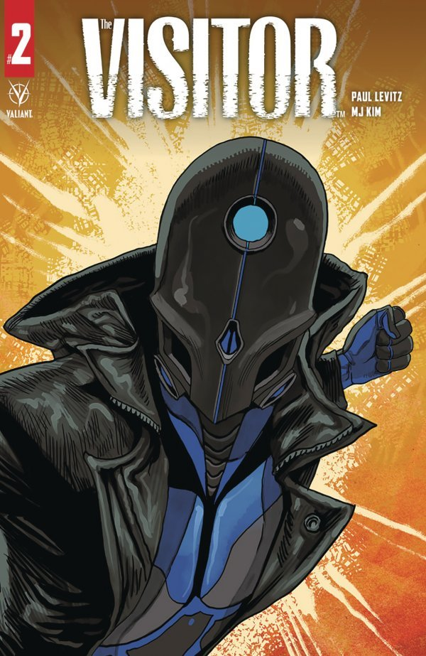 Comic Pulls for week of January 29, 2020 THE VISITOR #2