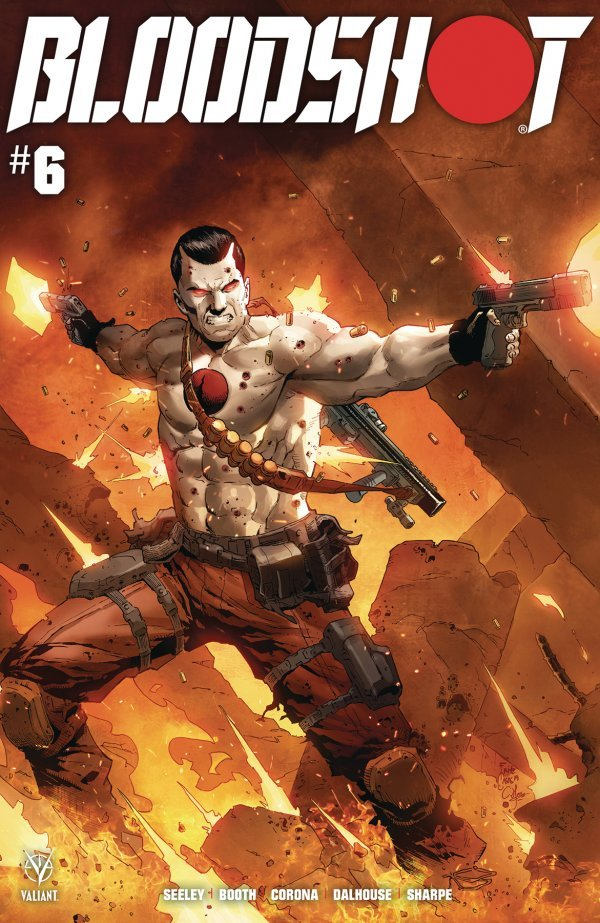 Comic Pulls for week of February 14th, 2020 BLOODSHOT #6 COVER B CASS
