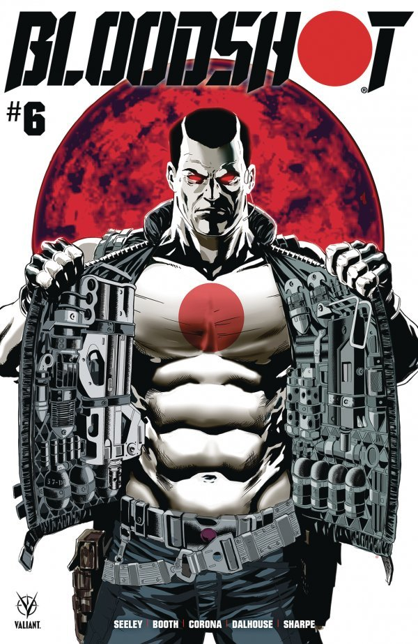Comic Pulls for week of February 14th, 2020 BLOODSHOT #6 COVER C SEPULVEDA