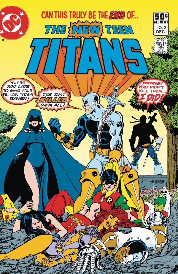 Comic Pulls for week of February 19, 2019 DOLLAR COMICS THE NEW TEEN TITANS #2