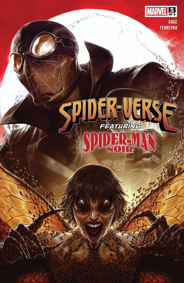 Comic Pulls for week of February 5th, 2020 SPIDER-VERSE #5