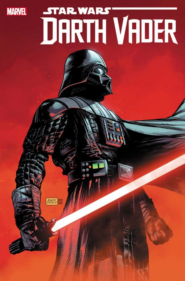 Comic Pulls for week of February 5th, 2020 STAR WARS DARTH VADER #1 125 IENCO VARIANT