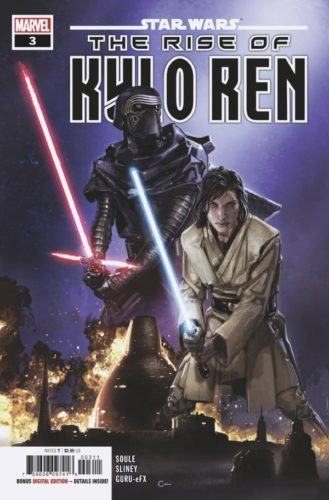 STAR WARS THE RISE OF KYLO REN 3 329x500 Comic Pulls for week of February 14th, 2020
