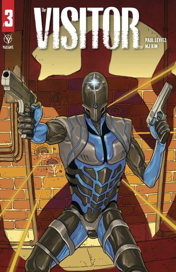 Comic Pulls for week of February 19, 2019 THE VISITOR #3