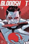 BLOODSHOT 7 COVER C VIRELLA 98x150 Comic Pulls for week of March 13, 2020