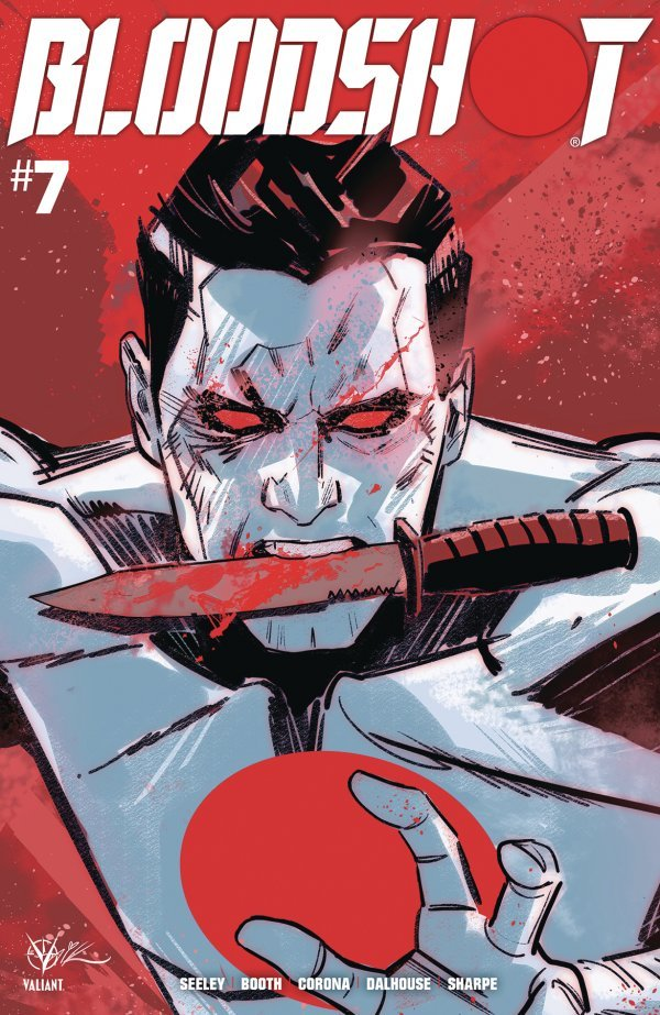 Comic Pulls for week of March 13, 2020 BLOODSHOT #7 COVER C VIRELLA