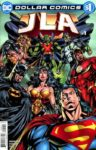 DOLLAR COMICS JLA 1 96x150 Comic Pulls for weeks of March 18 and 25, 2020