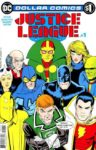 DOLLAR COMICS JUSTICE LEAGUE 1 1987 96x150 Comic Pulls for weeks of March 18 and 25, 2020