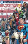 DOLLAR COMICS JUSTICE LEAGUE OF AMERICA 1 2006 98x150 Comic Pulls for weeks of March 18 and 25, 2020