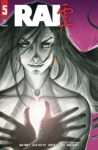 RAI 5 COVER C POLLINA 98x150 Comic Pulls for week of March 13, 2020