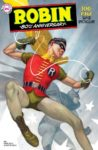 ROBIN 80TH ANNIVERSARY 100 PAGE SUPER SPECTACULAR 1 1950S VARIANT EDITION 98x150 Comic Pulls for weeks of March 18 and 25, 2020