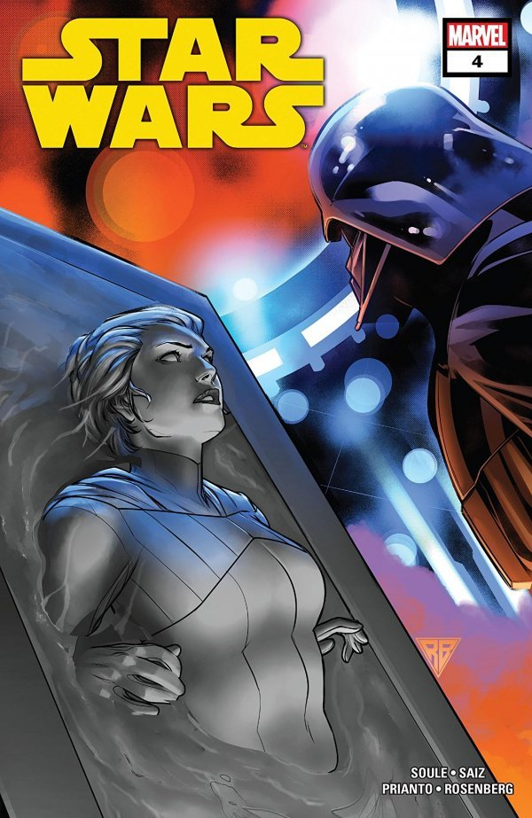Comic Pulls for weeks of March 18 and 25, 2020 STAR WARS #4
