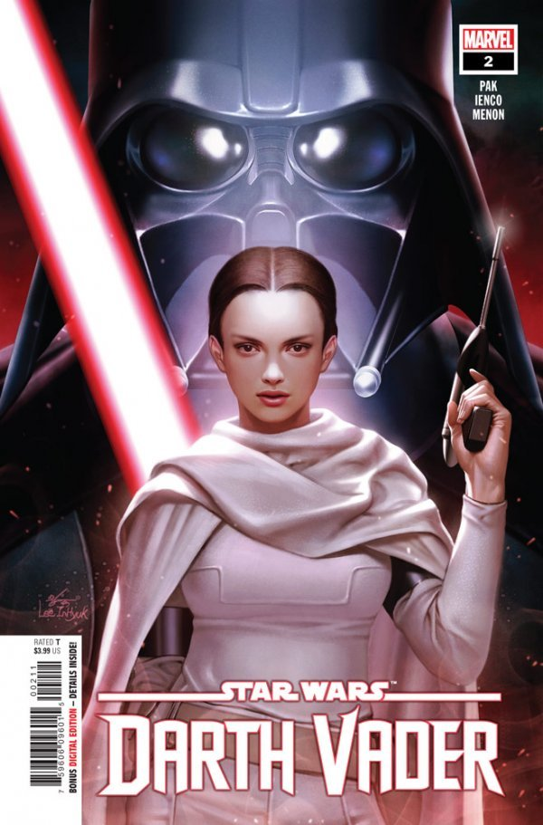 Comic Pulls for week of March 13, 2020 STAR WARS DARTH VADER #2