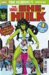 TRUE BELIEVERS EMPYRE SHE HULK 1 98x150 Comic Pulls for weeks of March 18 and 25, 2020