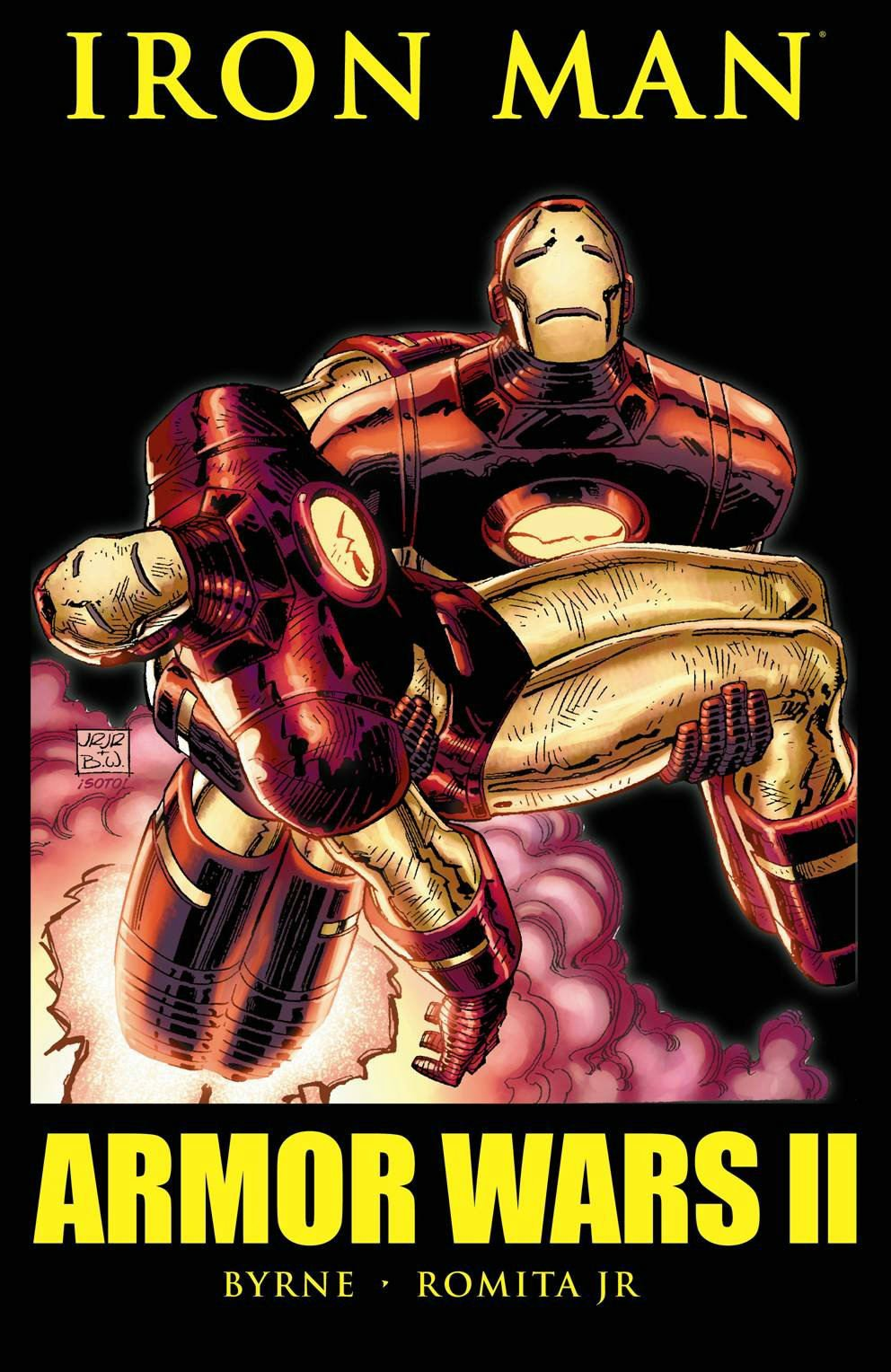 71uAVL idcL Iron Man Armor Wars II Review