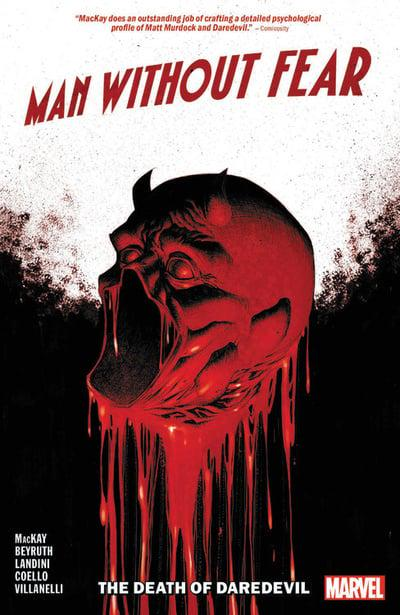 9781302917487.jpg@ Man Without Fear Review