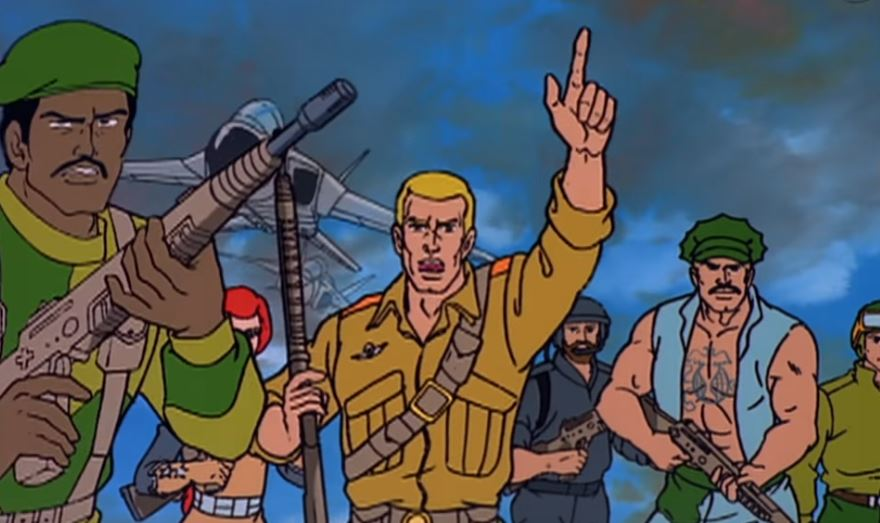 @Hasbro Posts Full Episodes of Classic G.I.Joe: A Real American Hero Animated Series @Hasbro Posts Full Episodes of Classic G.I.Joe: A Real American Hero Animated Series