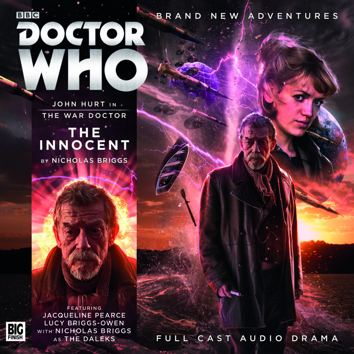 Free stories from Big Finish Free stories from Big Finish