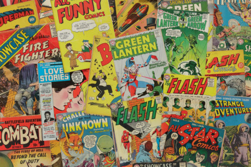 sothebys dc comics 48 500x333 Collection of every DC comic ever to hit Sotheby's auction block