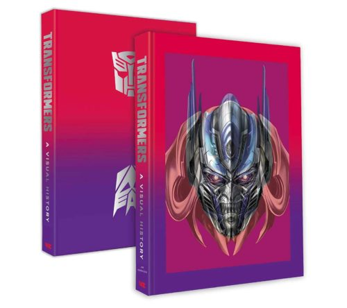 transformers a visual history 1 500x444 Transformers: A Visual History Is a Must Have for Any Transformers Fan