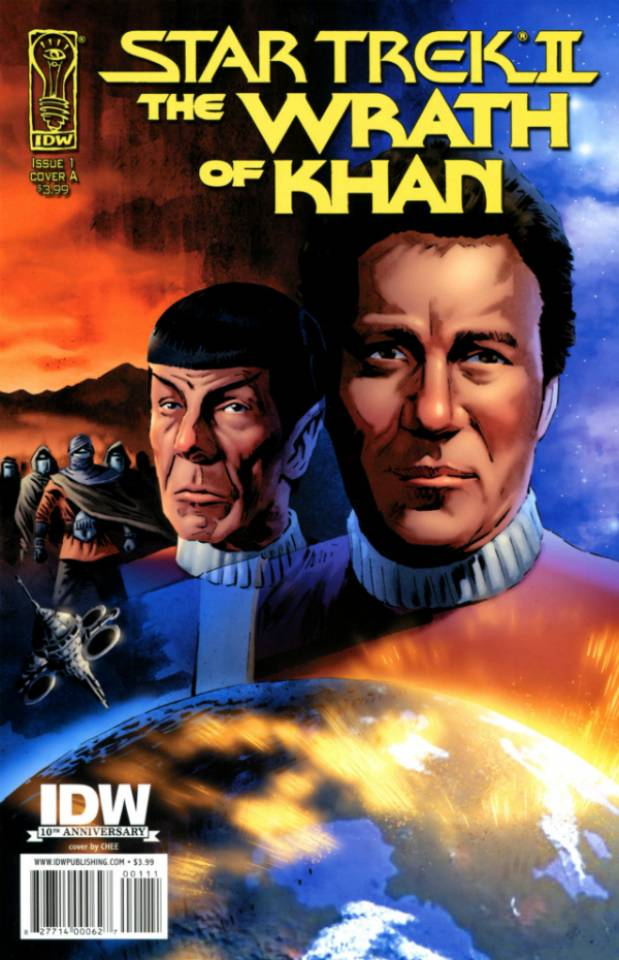 2203579 01a Star Trek II The Wrath of Khan Review