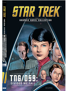 d484c25d d3c6 4f78 9d1f a0c030ed6f27 Star Trek TNGDS9 Divided We Fall Review