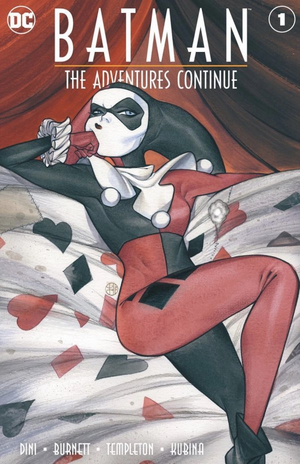 Comic Pulls up to the week of June 10, 2020 BATMAN THE ADVENTURES CONTINUE #1 BATMAN THE ADVENTURES CONTINUES #1 PEACH MOMOKO VARIANT