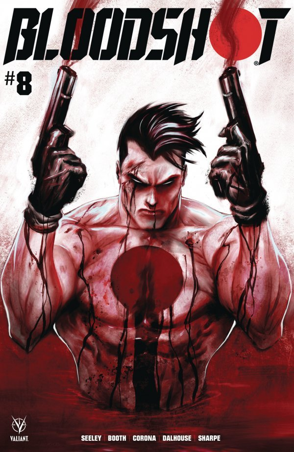 Comic Pulls up to the week of June 5, 2020 BLOODSHOT #8