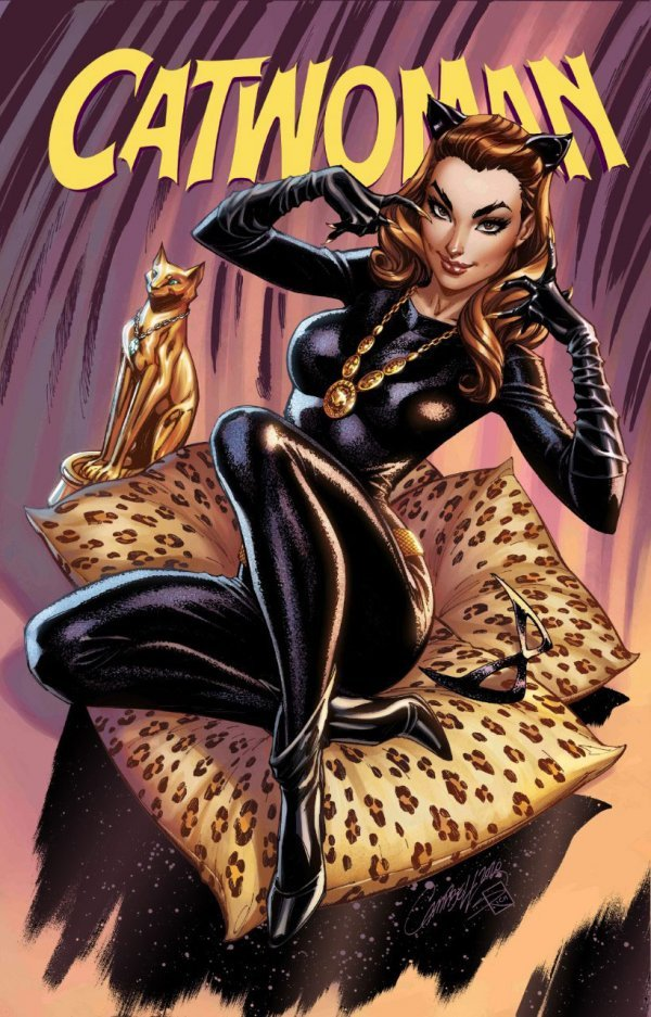 Comic Pulls up to the week of June 5, 2020 CATWOMAN 80TH ANNIVERSARY 100-PAGE SUPER SPECTACULAR #1 1960S VARIANT COVER BY J. SCOTT CAMPBELL