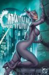 CATWOMAN 80TH ANNIVERSARY 100 PAGE SUPER SPECTACULAR 1 J. SCOTT CAMPBELL VARIANT F 98x150 Comic Pulls up to the week of June 5, 2020