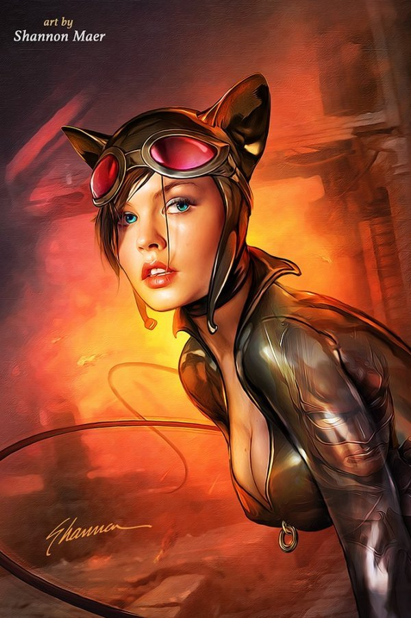 Comic Pulls up to the week of June 5, 2020 CATWOMAN 80TH ANNIVERSARY 100-PAGE SUPER SPECTACULAR #1 SHANNON MAER VARIANT B