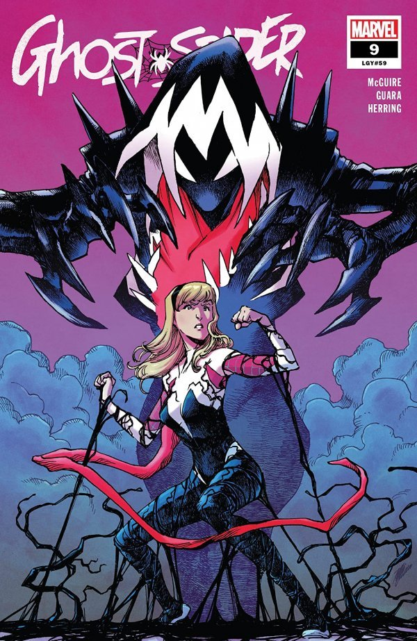 Comic Pulls up to the week of June 5, 2020 GHOST-SPIDER #9