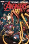 MARVEL ACTION AVENGERS 11 99x150 Comic Pulls up to the week of June 5, 2020