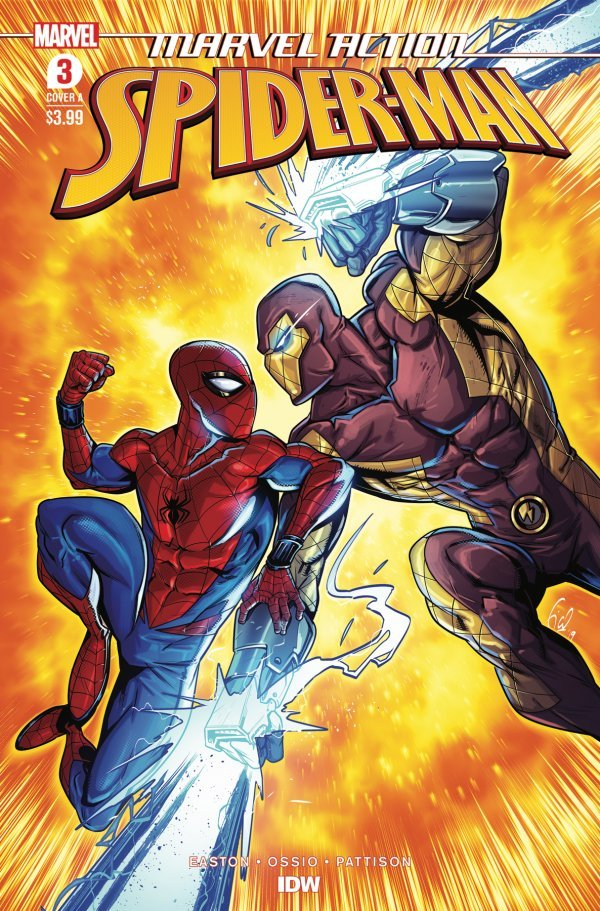 Comic Pulls up to the week of June 5, 2020 MARVEL ACTION SPIDER-MAN #3