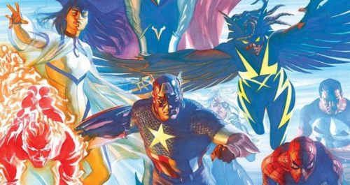 Marvel May 2020 Alex Ross tease banner e1581254258873 500x265 Marvel Addresses DC Comics Diamond Departure & Move To Tuesday New Comic Book Days For DC Products! | Inside Pulse
