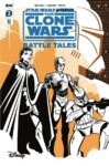 STAR WARS ADVENTURES THE CLONE WARS BATTLE TALES 3 110 INCENTIVE VARAINT 99x150 Comic Pulls up to the week of June 5, 2020