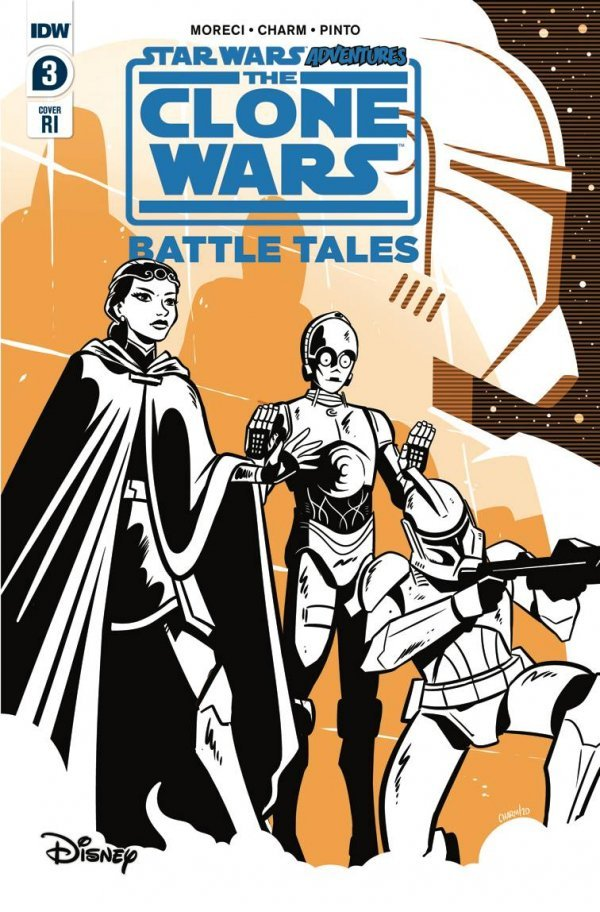 Comic Pulls up to the week of June 5, 2020 STAR WARS ADVENTURES THE CLONE WARS – BATTLE TALES #3 110 INCENTIVE VARAINT