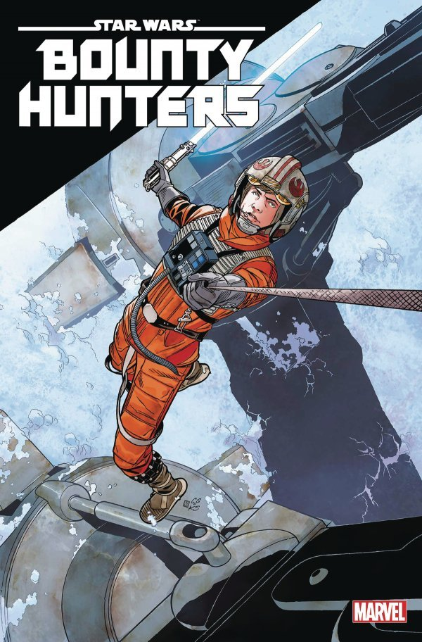 Comic Pulls for the week of June 25, 2020 STAR WARS BOUNTY HUNTERS #3 SPROUSE EMPIRE STRIKES BACK VARIANT