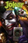 THE JOKER 80TH ANNIVERSARY 100 PAGE SUPER SPECTACULAR 1 1960S VARIANT COVER BY FRANCESCO MATTINA 98x150 Comic Pulls up to the week of June 10, 2020