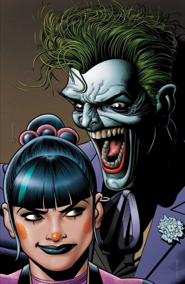 Comic Pulls up to the week of June 10, 2020 THE JOKER 80TH ANNIVERSARY 100-PAGE SUPER SPECTACULAR #1 BRIAN BOLLAND VARIANT D